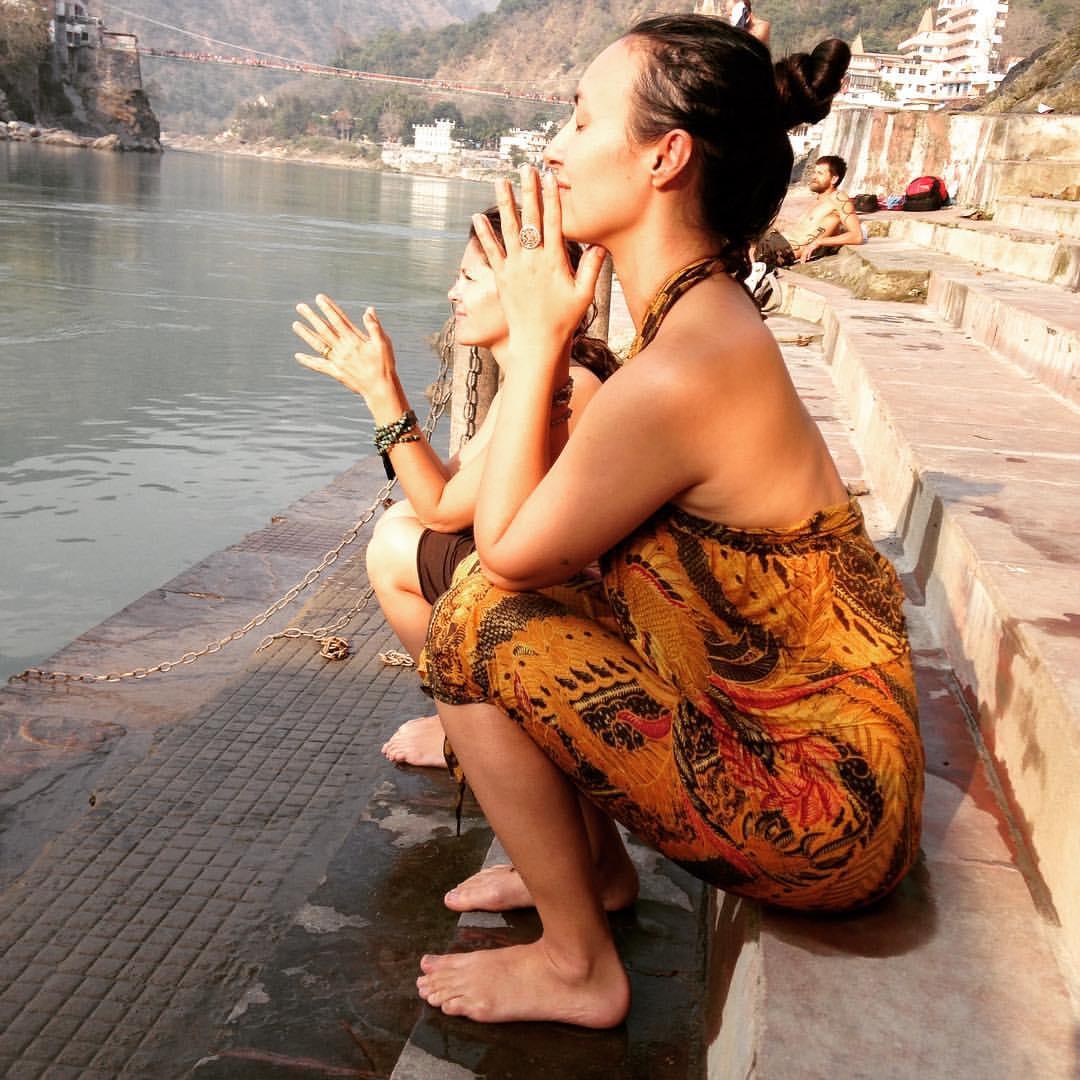 ganga-prayer